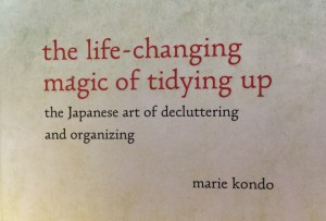 Marie Kondo book image